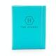 Custom Aqua Double Booked Cover,Aqua,hi-res