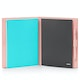 Custom Blush Double Booked Cover,Blush,hi-res