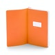 Orange Medium Soft Cover Notebook,Orange,hi-res