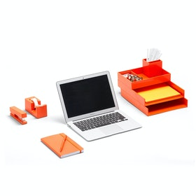 Orange Dream Desk,Orange,hi-res