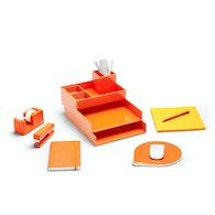 Dream Desk,Orange,hi-res