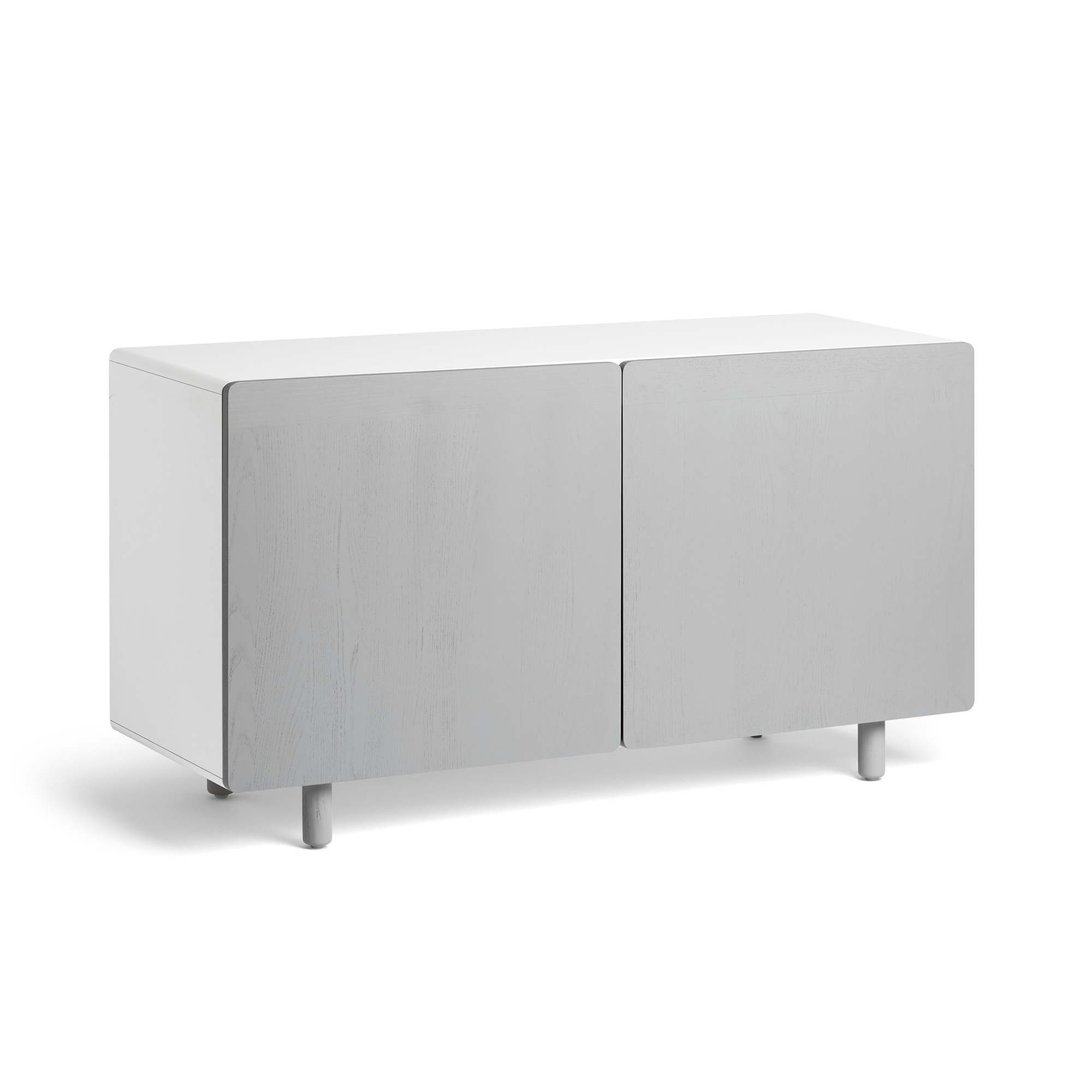 Gray Ash Cleo Credenza Credenza Sideboards Poppin