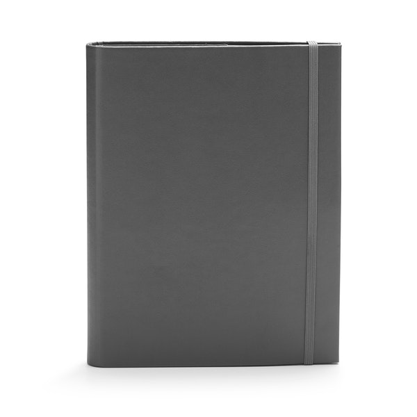 Dark Gray Double Booked Cover,Dark Gray,hi-res