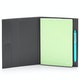 Mint Double Booked Blank Notebook Refill,Mint,hi-res