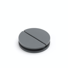 Dark Gray Headphone Hub,Dark Gray,hi-res