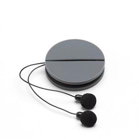 Dark Gray Headphone Hub,Dark Gray,hi-res