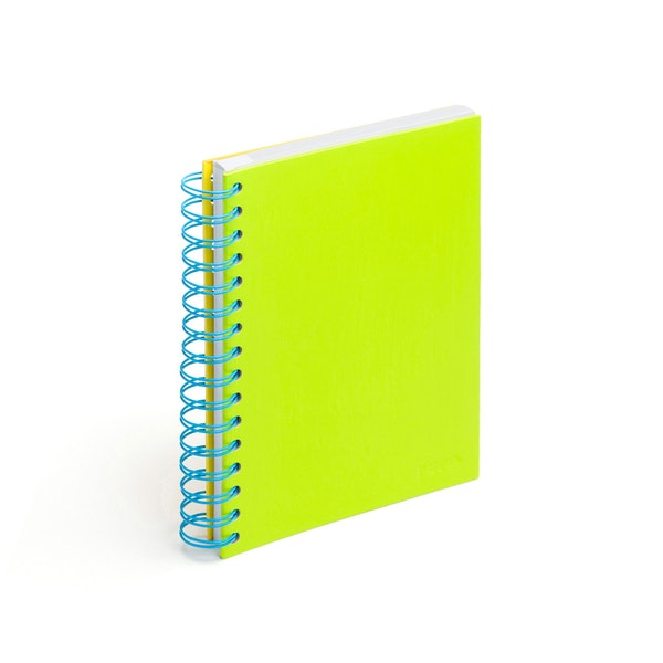 Citrus Medium Spiral Notebook,,hi-res