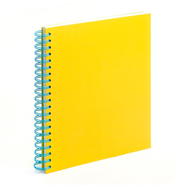 Citrus Large Spiral Subject Notebook,,hi-res