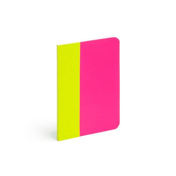 Snowcone Small Paper Cover Notebook,Pink,hi-res