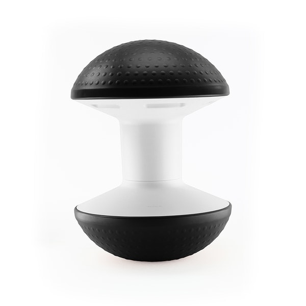 Black Ballo Stool,Black,hi-res