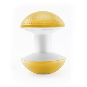 Yellow Ballo Stool,Yellow,hi-res
