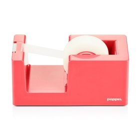 Coral Tape Dispenser,Coral,hi-res