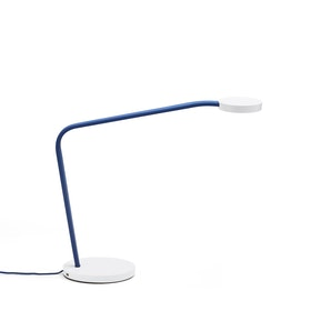Navy Limber LED Task Lamp,Navy,hi-res