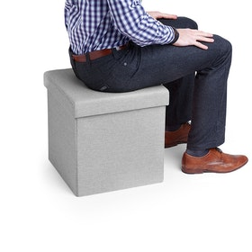 Light Gray Box Seat,Light Gray,hi-res