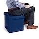 Navy Box Seat,Navy,hi-res