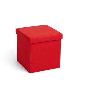 Red Box Seat,Red,hi-res