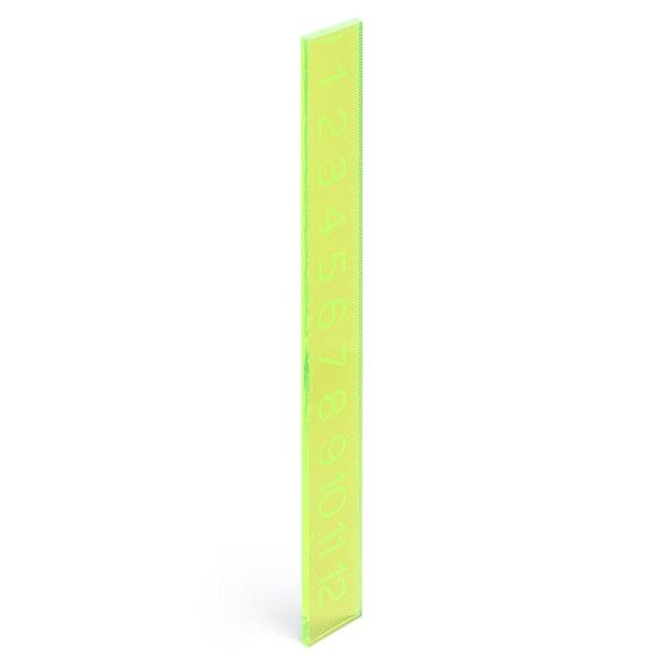Neon Green Ruler,Lime Green,hi-res