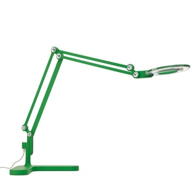Green Link LED Desk Lamp,Green,hi-res