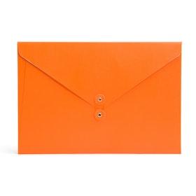 Orange Soft Cover Folio,Orange,hi-res