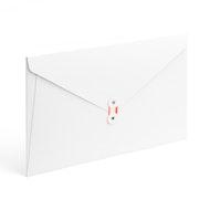 White Soft Cover Folio,White,hi-res