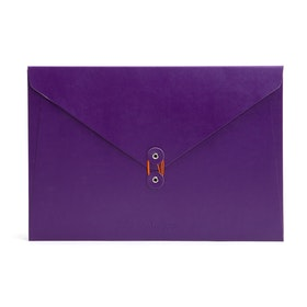 Purple Soft Cover Folio,Purple,hi-res