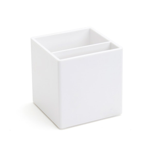 White Pen Cup,White,hi-res