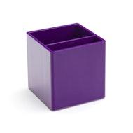 Purple Pen Cup,Purple,hi-res