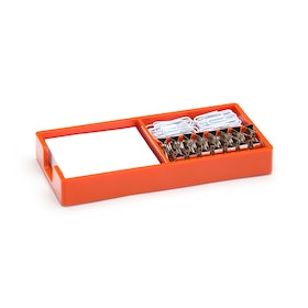 Custom Orange Bits + Bobs Tray,Orange,hi-res