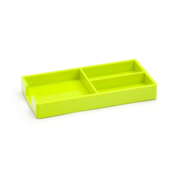 Lime Green Bits + Bobs Tray,Lime Green,hi-res