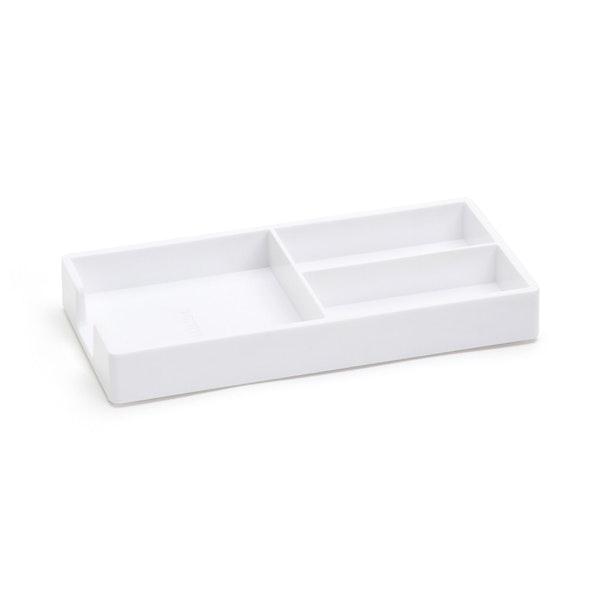 White Bits + Bobs Tray,White,hi-res