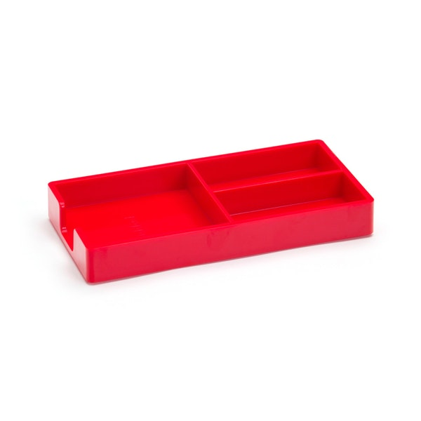 Red Bits + Bobs Tray,Red,hi-res