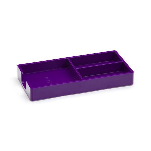 Purple Bits + Bobs Tray,Purple,hi-res