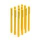 Yellow Signature Ballpoint Pens, Set of 12,Yellow,hi-res