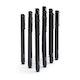Black Signature Ballpoint Pens, Set of 12,Black,hi-res