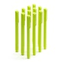 Lime Green Signature Ballpoint Pens, Set of 12,Lime Green,hi-res