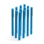 Pool Blue Signature Ballpoint Pens with Blue Ink, Set of 12,Pool Blue,hi-res