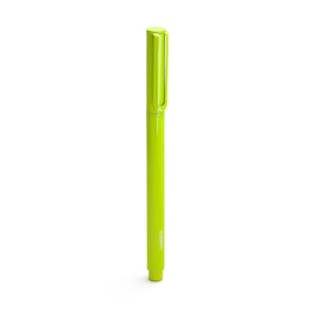 Lime Green Heavy Weight Metal Pen,Lime Green,hi-res