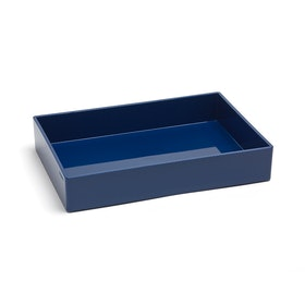 Navy Medium Accessory Tray,Navy,hi-res