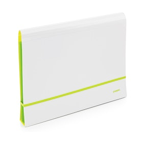 Lime Green Accordion File,Lime Green,hi-res