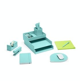 Aqua Dream Desk,Aqua,hi-res