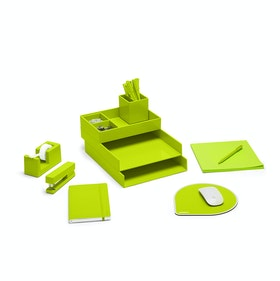Lime Green Dream Desk,Lime Green,hi-res