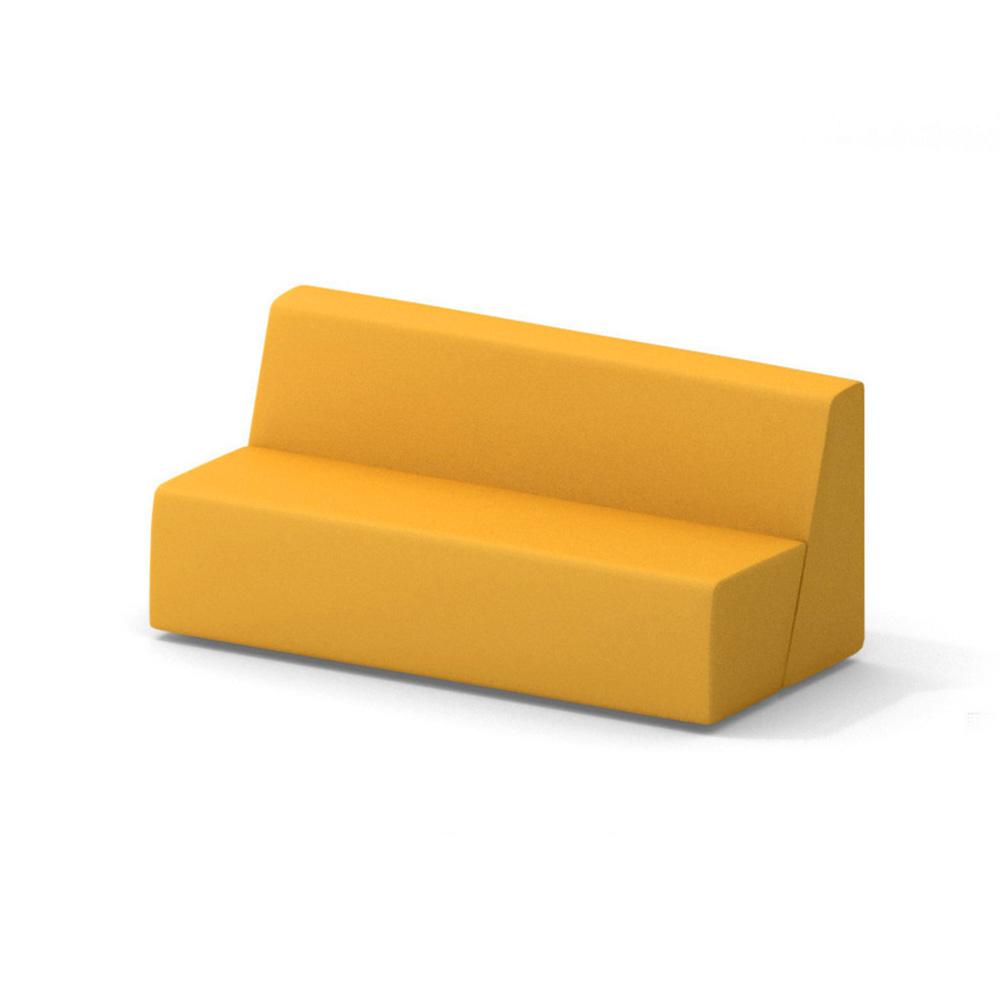 Campfire Big Lounge Sofa, Yellow