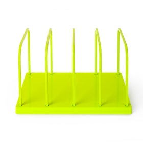 Lime Green File Sorter,Lime Green,hi-res