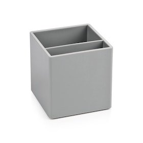 Light Gray Pen Cup,Light Gray,hi-res
