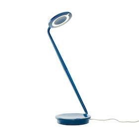 Blue Pixo LED Desk Lamp,Pool Blue,hi-res