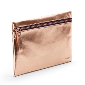 Copper Slim Accessory Pouch,Copper,hi-res
