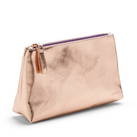 Copper + Purple Medium Accessory Pouch,Copper,hi-res