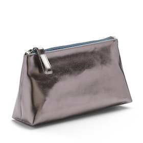 Gunmetal Medium Accessory Pouch,Gunmetal,hi-res