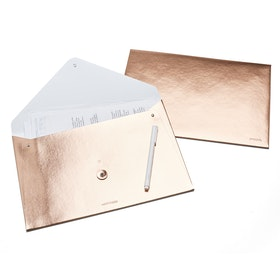 Copper Soft Cover Folio,Copper,hi-res