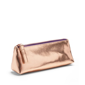 Copper Pencil Pouch,Copper,hi-res